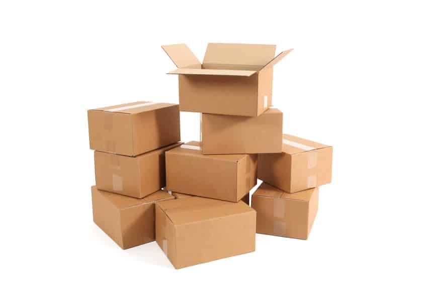 Kartons individuelle Größe